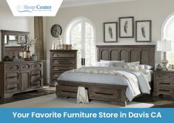 Sleep Center – Your Favorite Furniture Store in Davis CA