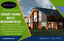 Smart Home West Bloomfield | Call – 1-800-369-0374 | jarbcom.com