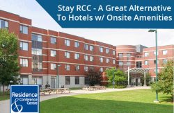 Stay RCC – A Great Alternative To Hotels w/ Onsite Amenities