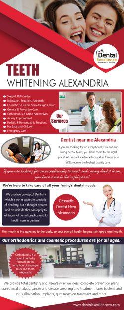 Teeth whitening Alexandria