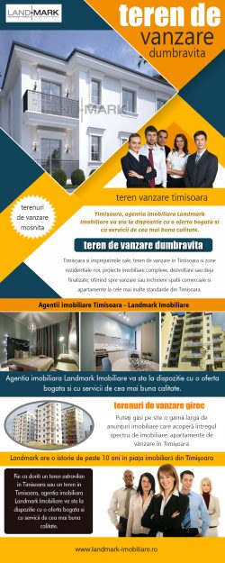 Teren De Vanzare Dumbravita | Telefon – 40 256 434 390 | landmark-imobiliare.ro