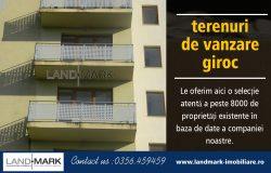 Terenuri De Vanzare Giroc | Telefon – 40 256 434 390 | landmark-imobiliare.ro