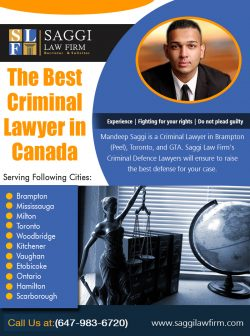 The Best Criminal Lawyer in Canada