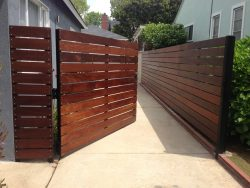 Timber Gates Installation in Melbourne. Request a free quote