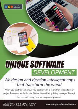 Unique software development