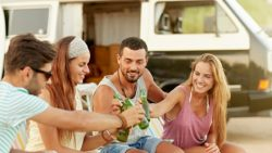 RV parks near downtown Houston
