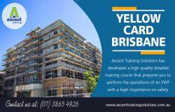 Yellow Card Brisbane