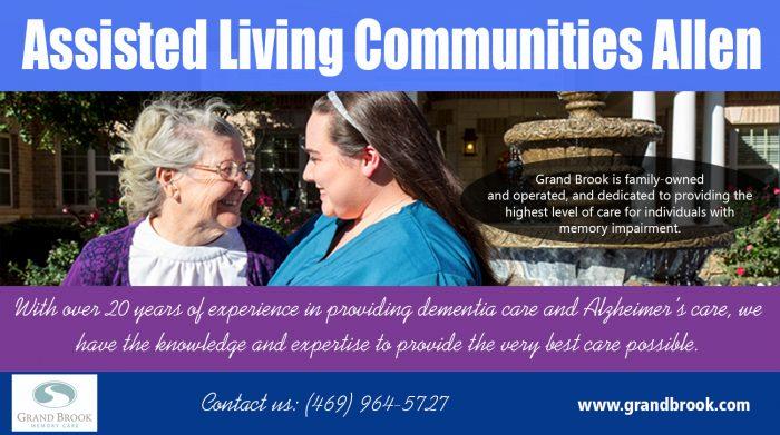 Assisted Living Communities Allen