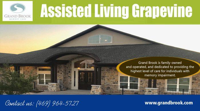 Assisted Living Grapevine | 4694210400 | grandbrook.com