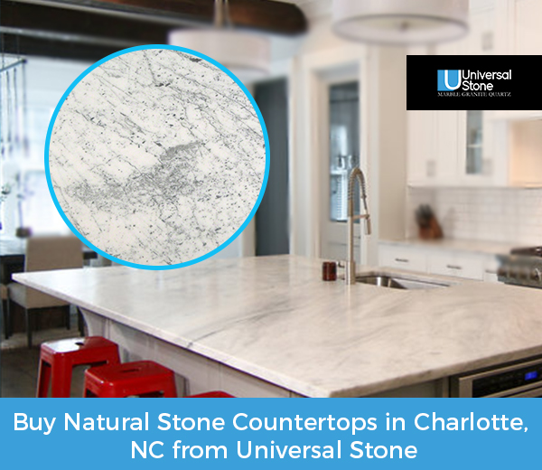 Buy Natural Stone Countertops in Charlotte, NC from Universal Stone