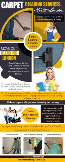 Carpet Cleaning Services North London