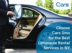 Choose Cars.limo for the Best Limousine Rental Services in NY