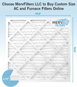 Choose MervFilters LLC to Buy Custom Size AC and Furnace Filters Online