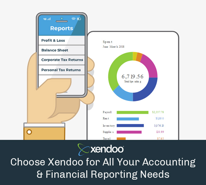 Choose Xendoo for All Your Accounting & Financial Reporting Needs