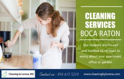 Cleaning Services Boca Raton