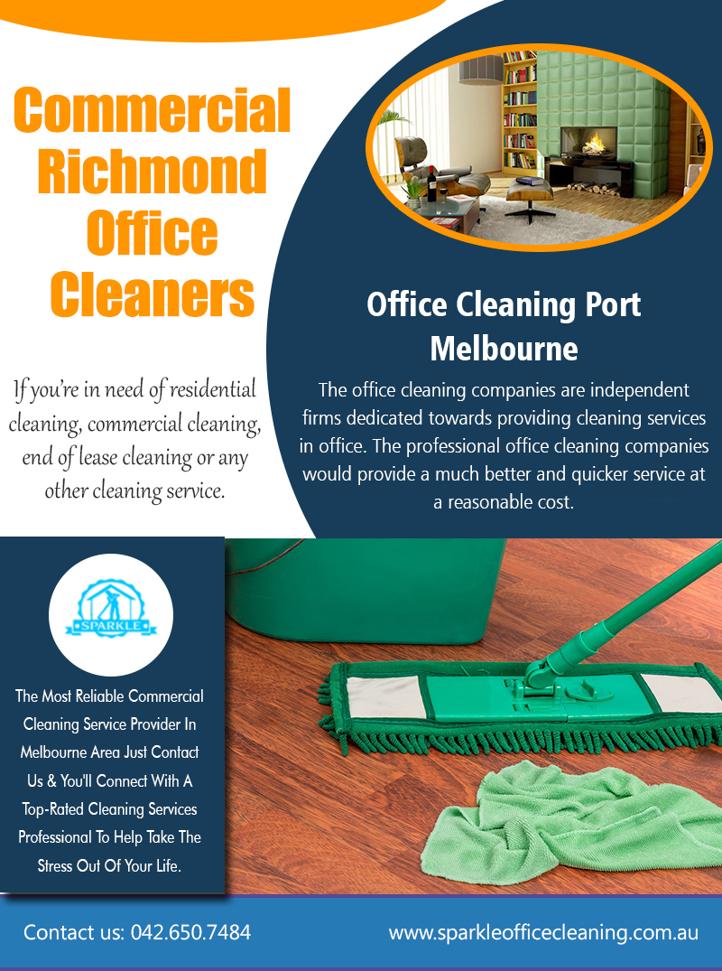 Commercial Richmond Office Cleaners