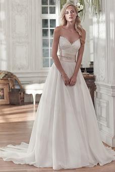Comprar Vestidos de novia palabra de honor baratos online tiendas