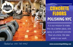 Concrete Floors Polishing NYC