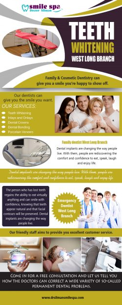 Cosmetic Dentistry West Long Branch | Call – 732 222 0029 | www.drsilmansmilespa.com