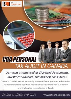 CRA Personal Tax Audit in Canada