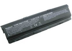 4400mAh 11.1V 6-Cell Dell Alienware M15x Battery