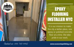Epoxy Flooring Installer NYC