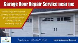 Garage door repair service near me