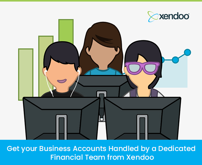 Get your Business Accounts Handled by a Dedicated Financial Team from Xendoo