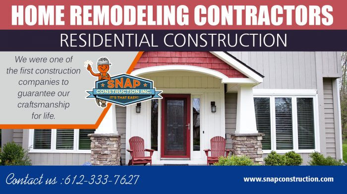 Home Remodeling Contractors Residential Construction