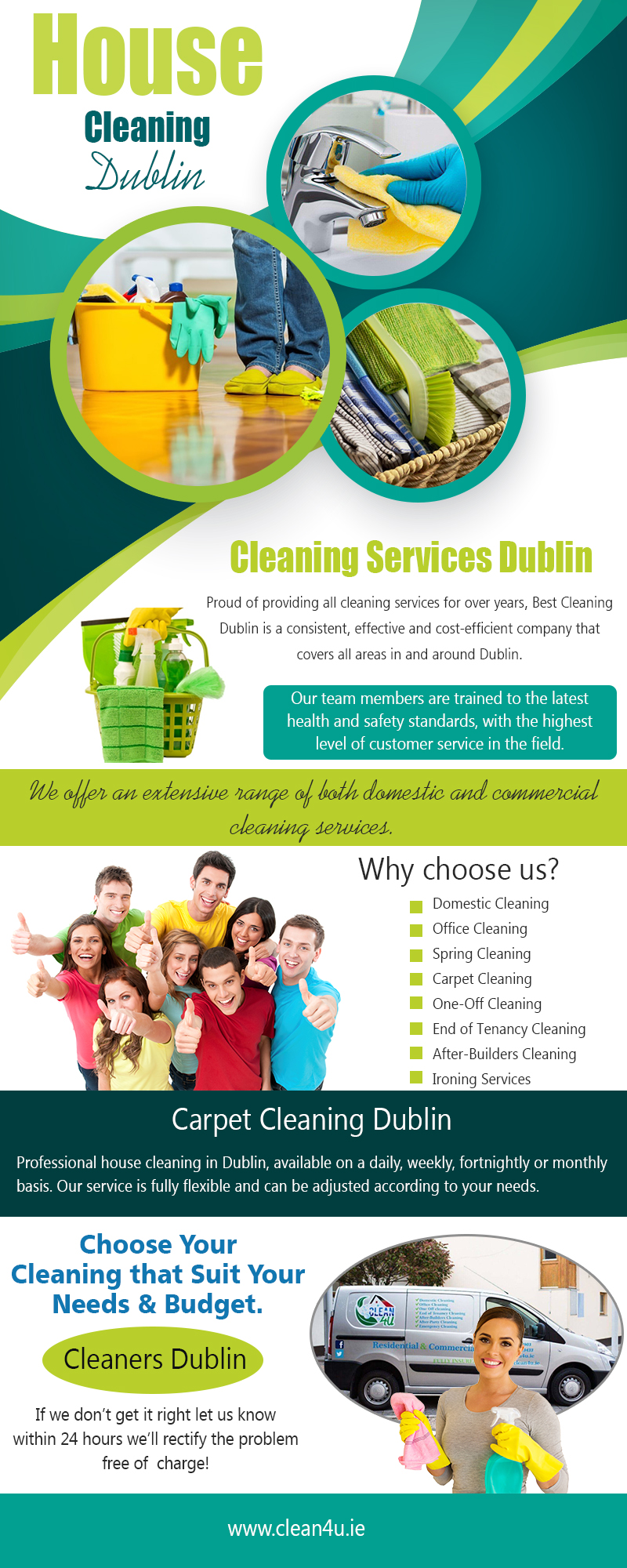 House Cleaning Dublin