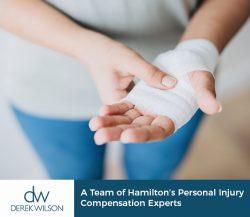 Derek Wilson Law – A Team of Hamilton's Personal Injury Compensation Experts