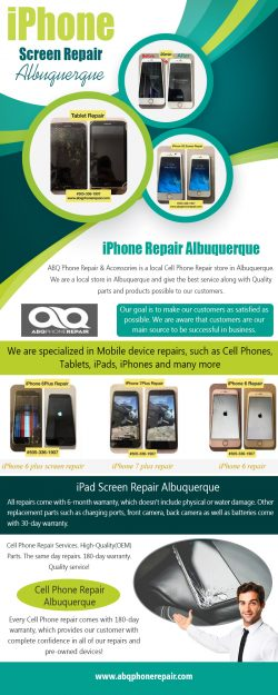 iPad Repair albuquerque | Call – 505-336-1907 | abqphonerepair.com