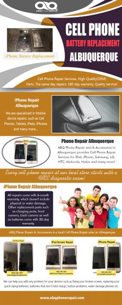 iPhone battery replacement albuquerque | Call – 505-336-1907 | abqphonerepair.com