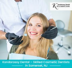 Kondorossy Dental – Skilled Cosmetic Dentists in Somerset, NJ