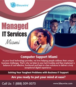 Managed IT Services Miami