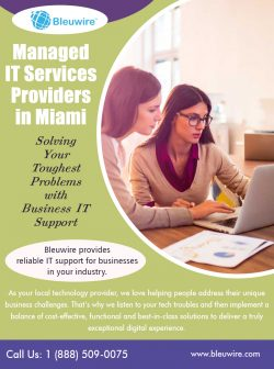 Managed IT Services Providers in Miami