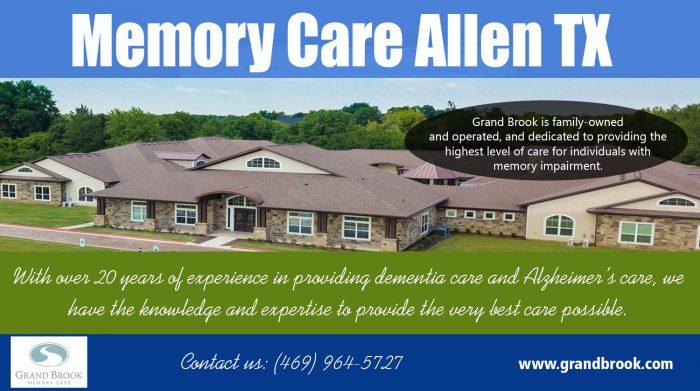 Memory Care Allen TX
