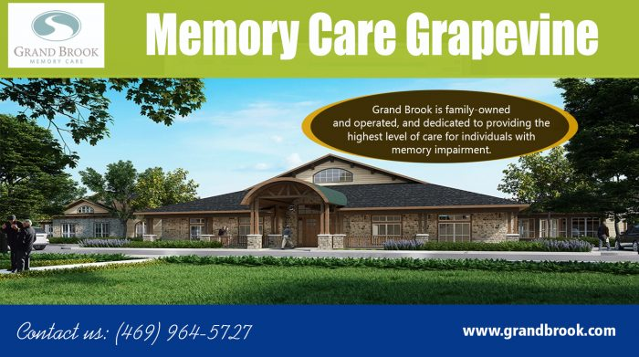 Memory Care Grapevine | 4699645727 | grandbrook.com