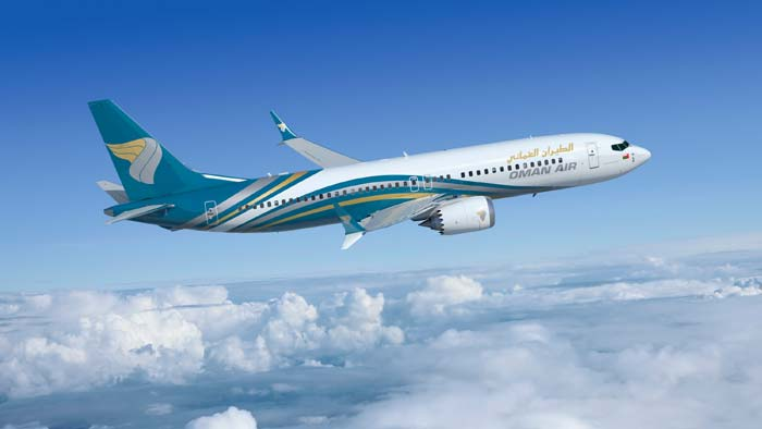 Get 51% Off on Bookings with Oman Air