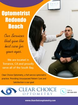 Optometrist Redondo Beach