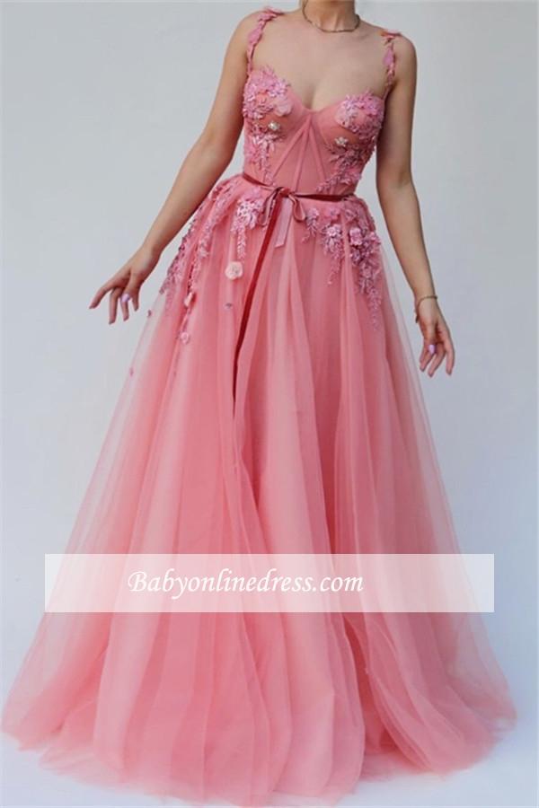 Designer Abendkleider Lang Rosa | Abendmoden Abiballkleider Online Kaufen