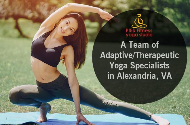PIES Fitness Yoga Studio – A Team of Adaptive/Therapeutic Yoga Specialists in Alexandria, VA