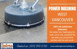 Power Washing West Vancouver
