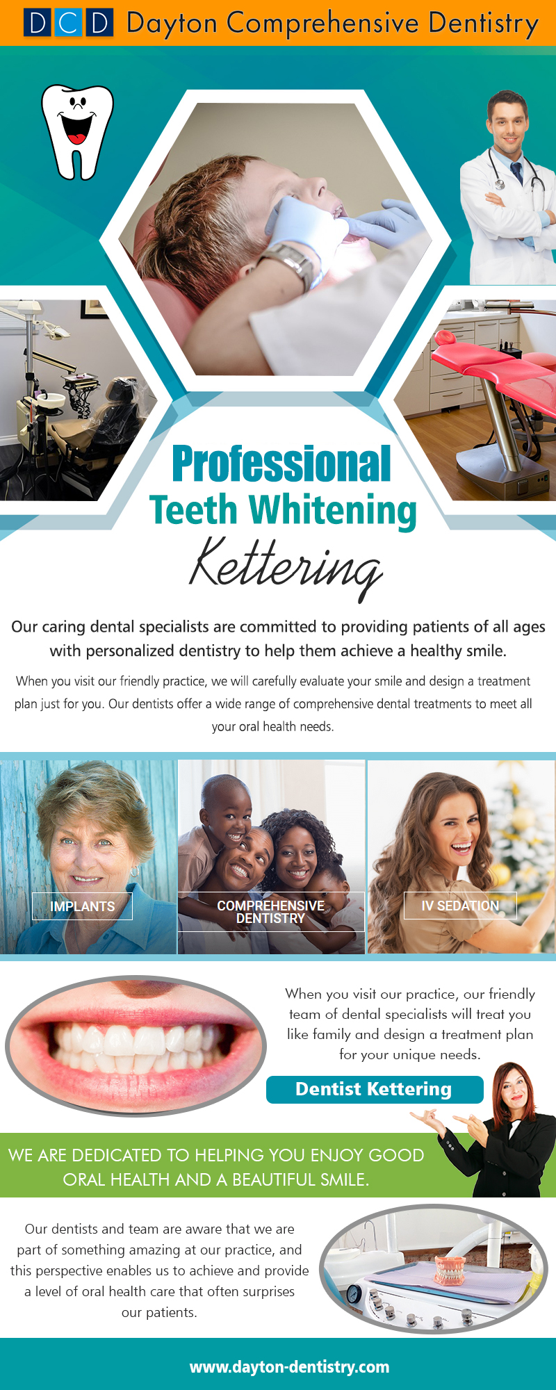 Professional Teeth Whitening Kettering