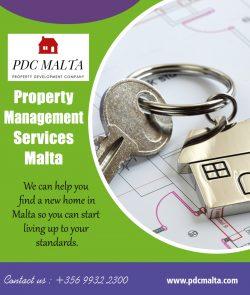 Property Management Services Malta | Call – 356 9932 2300 | pdcmalta.com