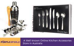 PurpleSpoilz – A Well-known Online Kitchen Accessories Store in Australia