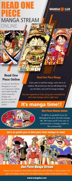 Read One Piece Manga Stream Online