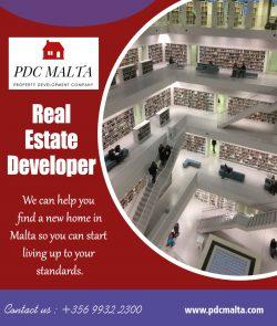 Real Estate Developer | Call – 356 9932 2300 | pdcmalta.com