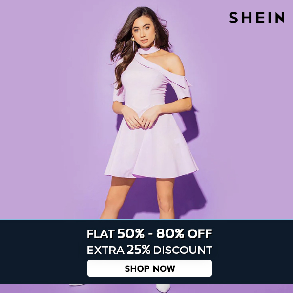 Shein Fashion Sale – $35 Off on Clothes, Accessories & More