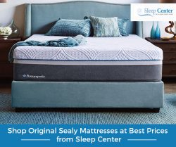 Shop Original Sealy Mattresses at Best Prices from Sleep Center